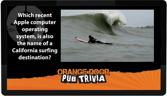 Trivia Systems with the power of Video