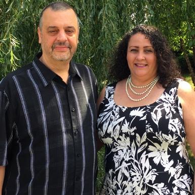 Russ & Carmen Fritz Website