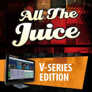 All The Juice Feat V Series