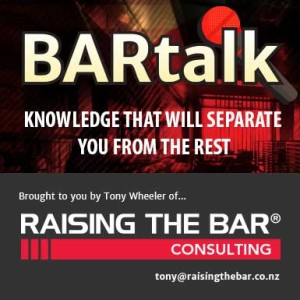 BARtalk – Raising The Bar | Sept 2015