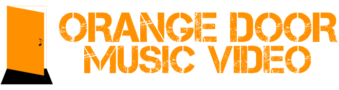 Orange Door Music Video Logo