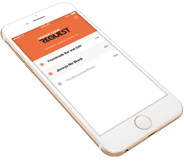 Orange Door Request App